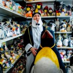 carnaval, pinguins