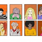 Digilab personages